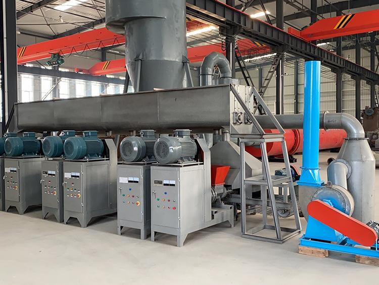 机制木炭(竹炭)生产线shebei